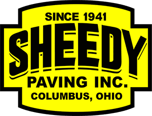 Sheedy Paving, Inc.  Logo
